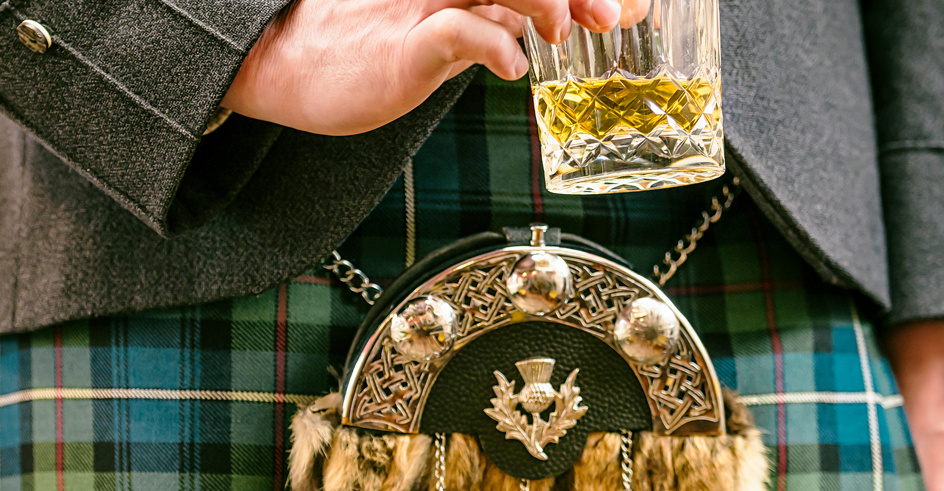 Whisky Tasting at Launay's