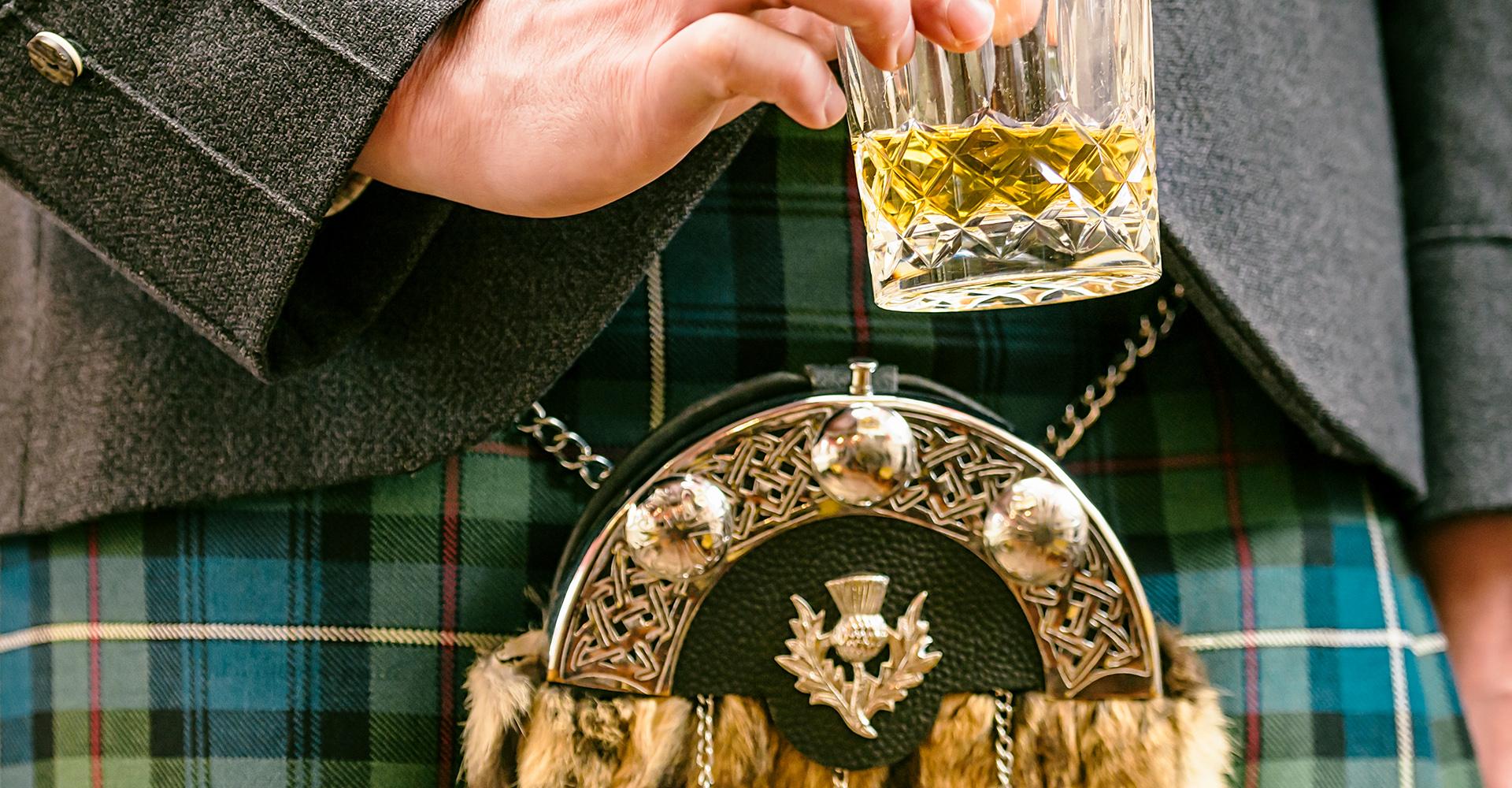 Whisky Tasting at Launay's